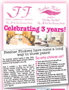 FF Commercial Cleaning Birthday Advertisment (3 years)